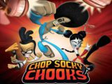 Chop Socky Chooks