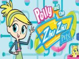 Polly and the Zhu Zhu Pets