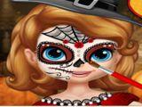 Sofia Halloween Faceart