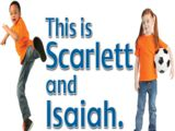 This is Scarlett and Isaiah