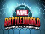Battleworld Mystery of the Thanostones