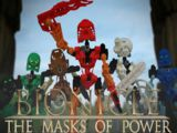 Bionicle Masks of Power