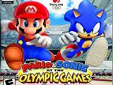 Mario and Sonic at the Olympic