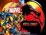 Marvel Mortal Kombat