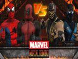 Marvel vs Mortal Kombat