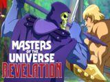 Masters of the Universe Revelation