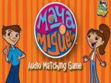 Maya and Miguel