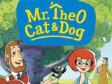 Mr Theo Cat and Dog