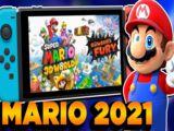 New Mario Game 2021