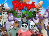 Panda vs Aliens