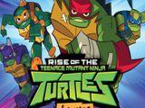 Rise of the Teenage Mutant Ninja Turtles The Movie