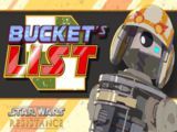 Star Wars Resistance Buckets List