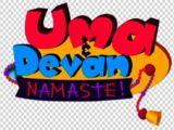 Uma and Devan Namaste